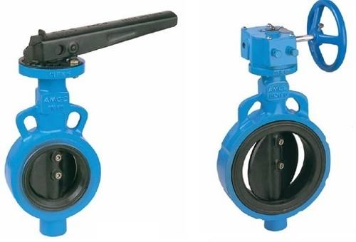 di butterfly valve