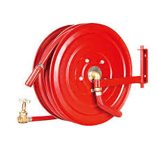 Hose reel drums
